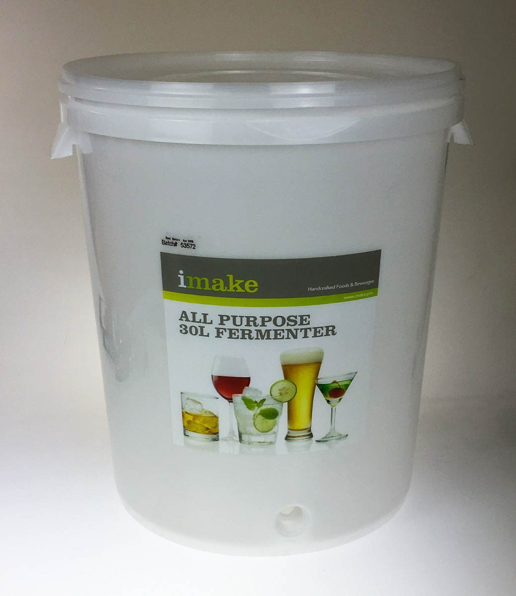 30L Pail and Lid