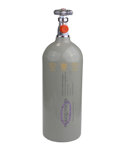 Mykegonlegs 2.3kg Co2 Cylinder (New) - In Store Only
