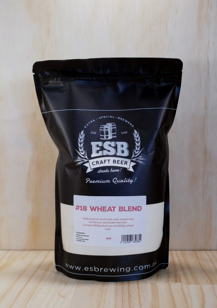 #18 Wheat Blend