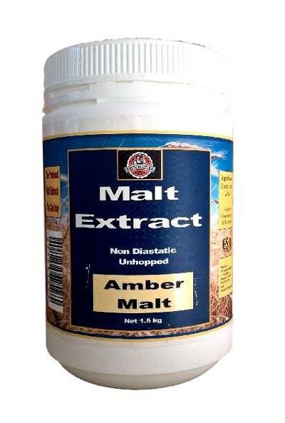ESB Amber Malt Extract 1.5 kg Jar