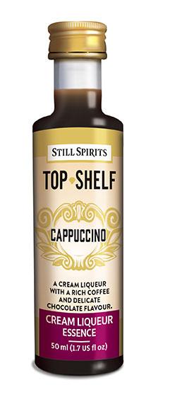 Still Spirits Top Shelf Cappuccino