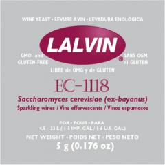 Lalvin EC-1118 Champagne Yeast