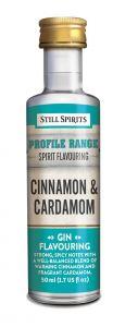 Still Spirits Gin Profile - Cinnamon & Cardamom
