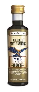 Still Spirits Top Shelf Wild Eagle Bourbon