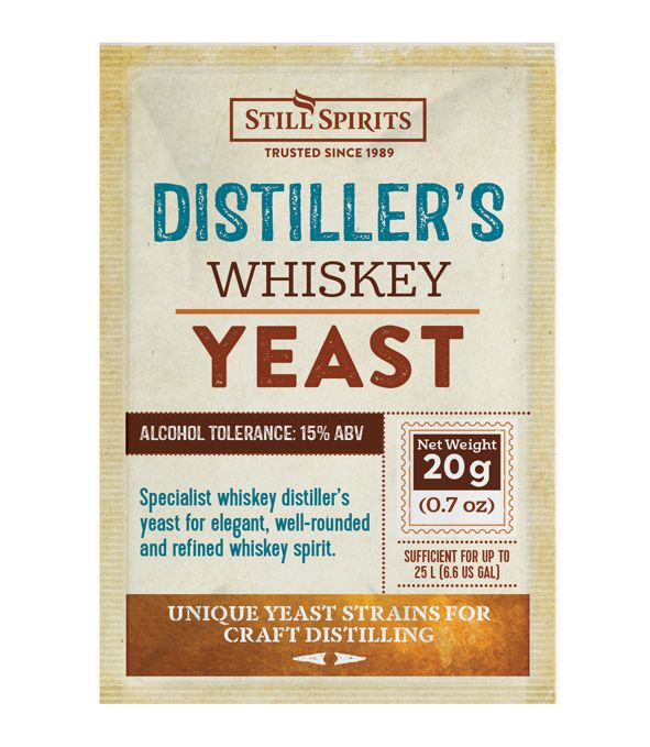 Still Spirits Distillers Yeast Whiskey