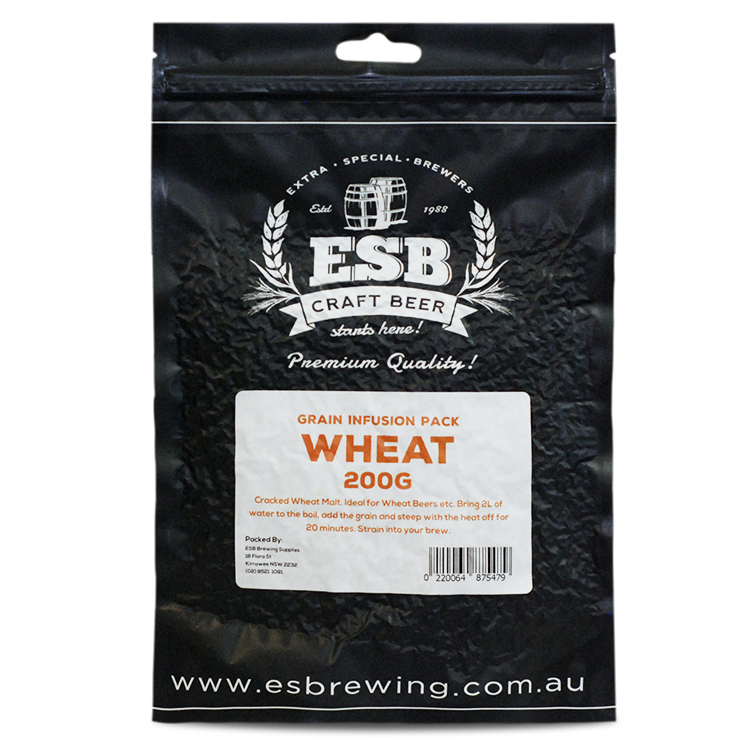 Grain Infusion Pack  200g Wheat