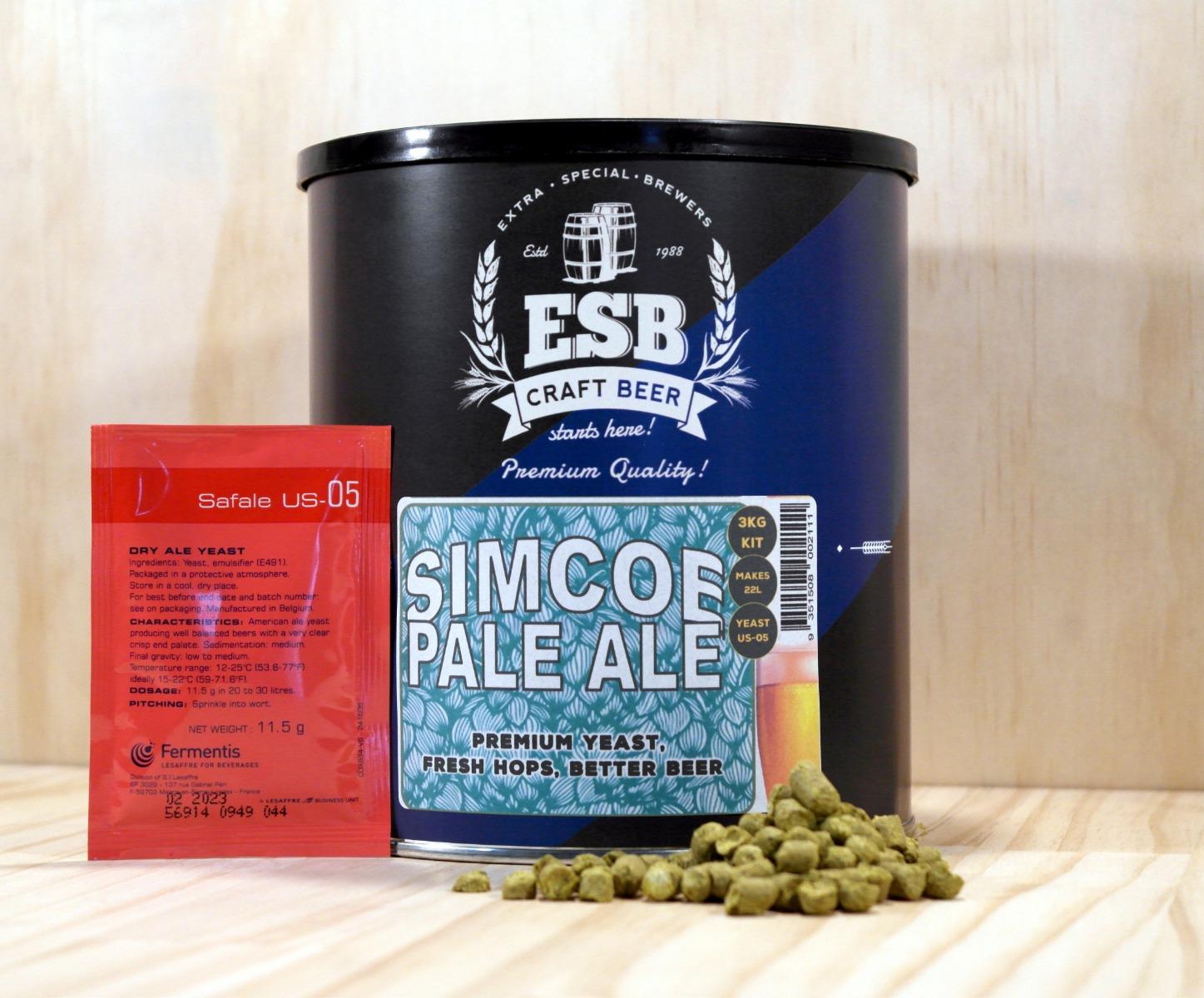 ESB 3kg Simcoe Pale Ale