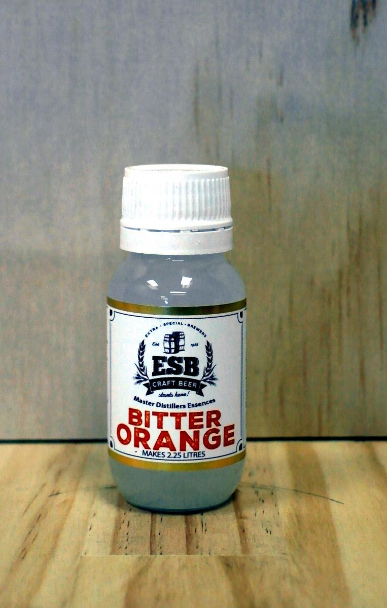 ESB Master Distillers Essences - Bitter Orange Flavour