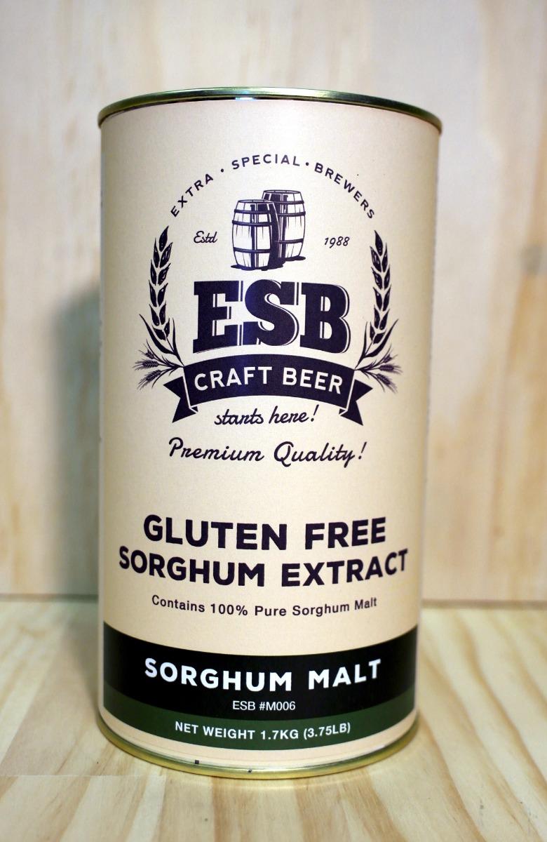 ESB 1.7kg Sorghum Malt Extract