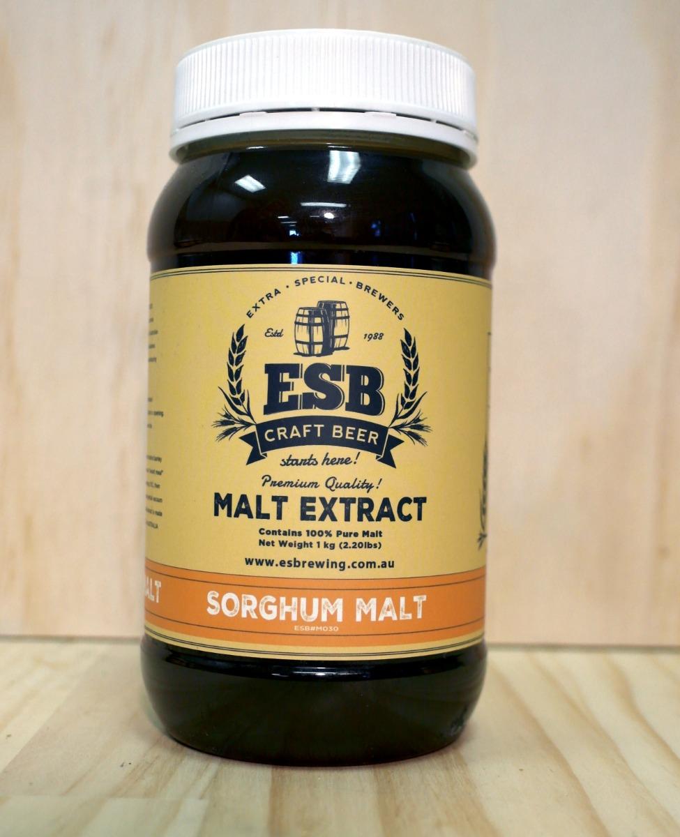 ESB Sorghum Malt Extract 1 kg