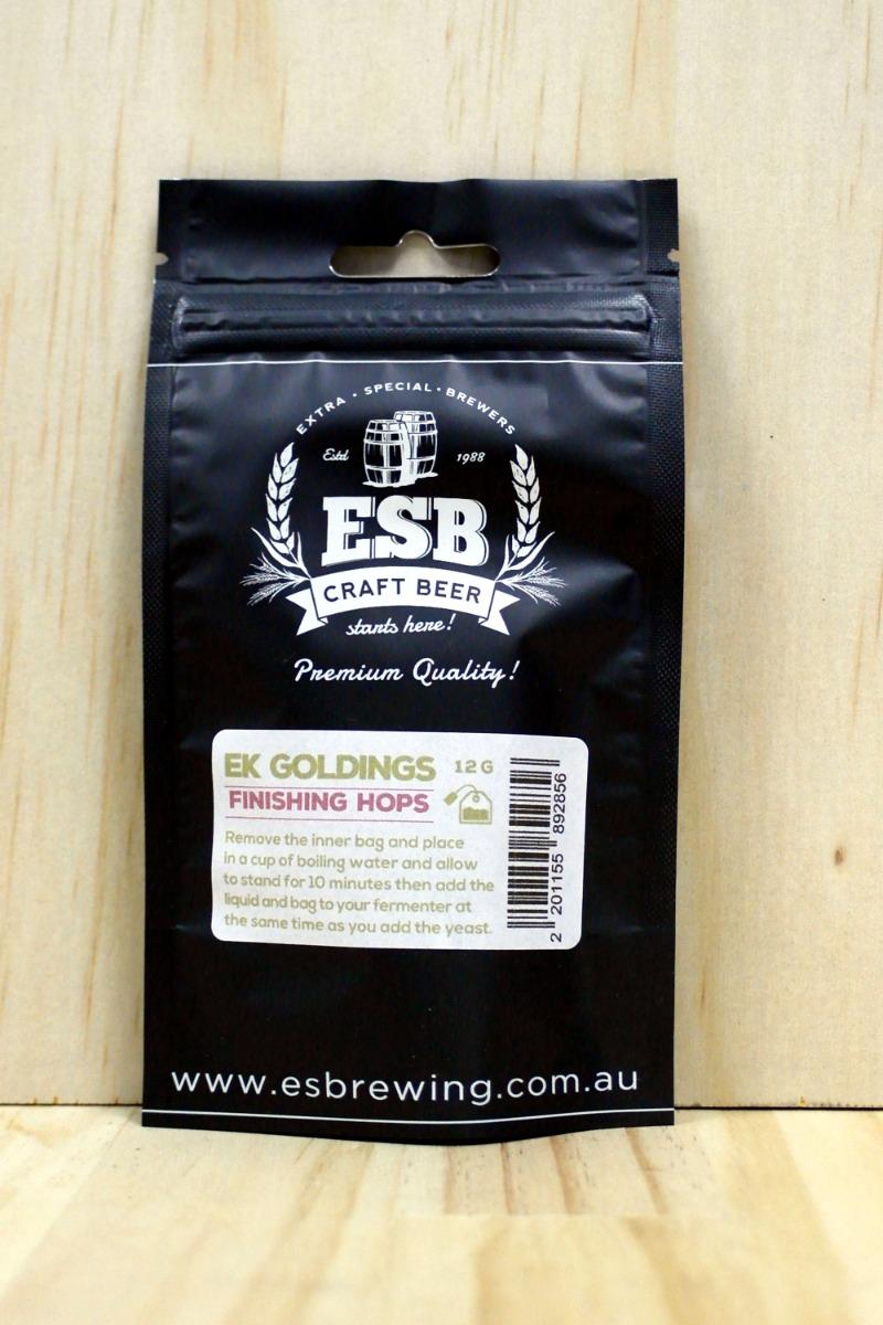 EK Golding Finishing Hops