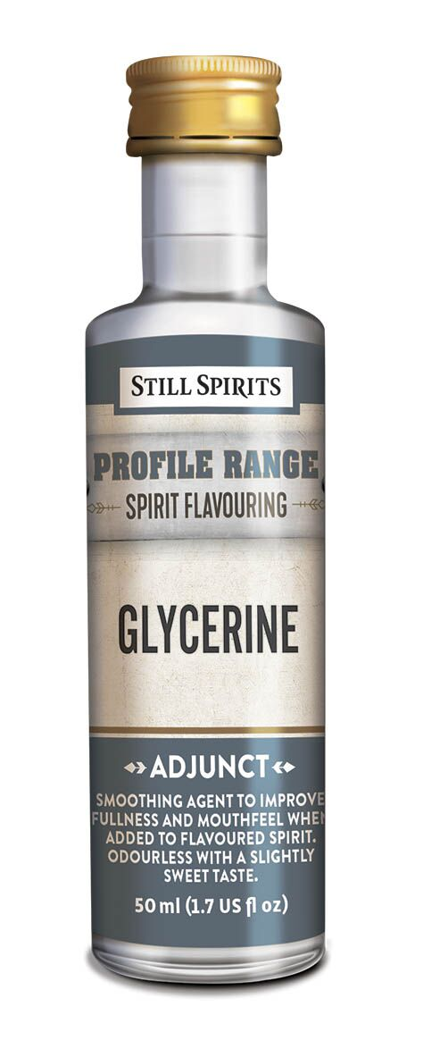 Still Spirits Top Shelf Glycerine 50ml