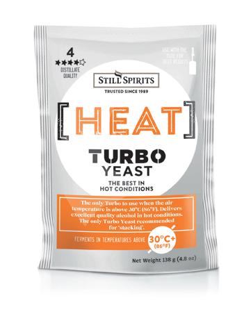 Still Spirits Heat Turbo