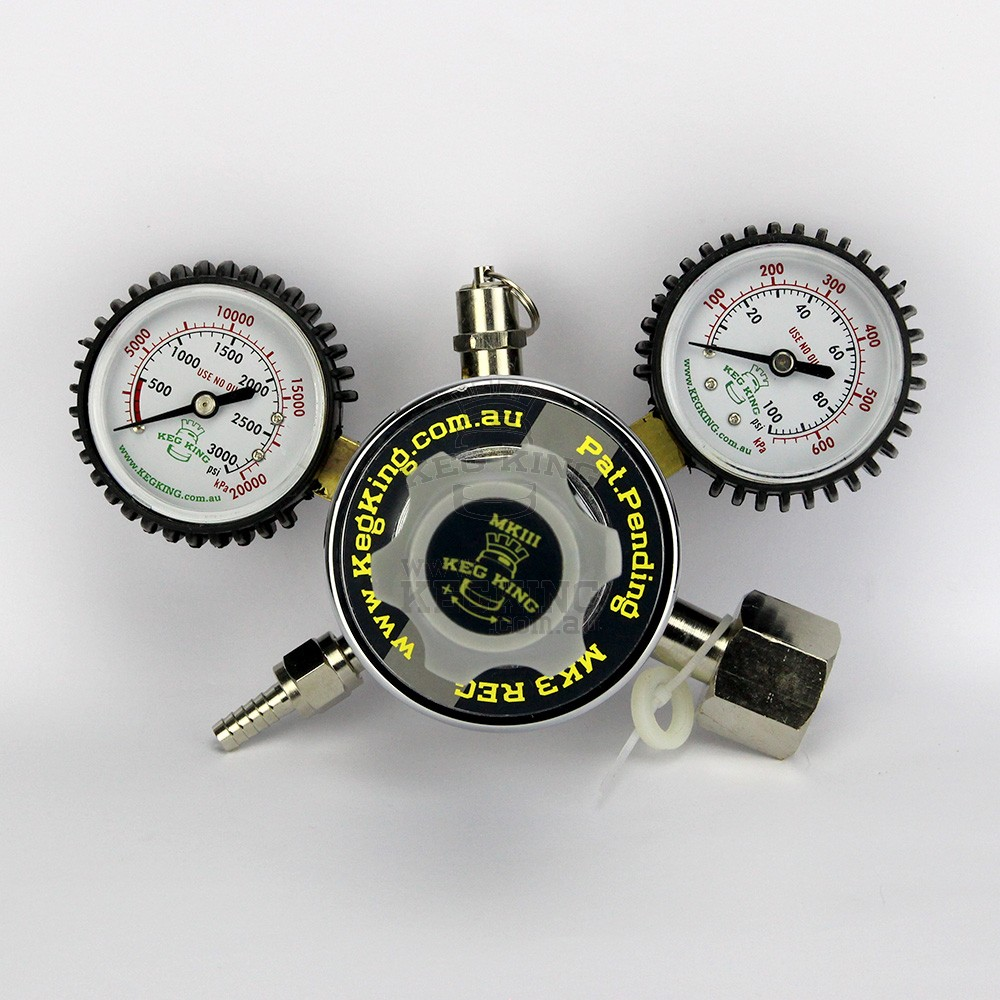 Keg King Co2 Regulator