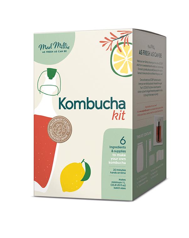 Mad Millie Kombucha Kit