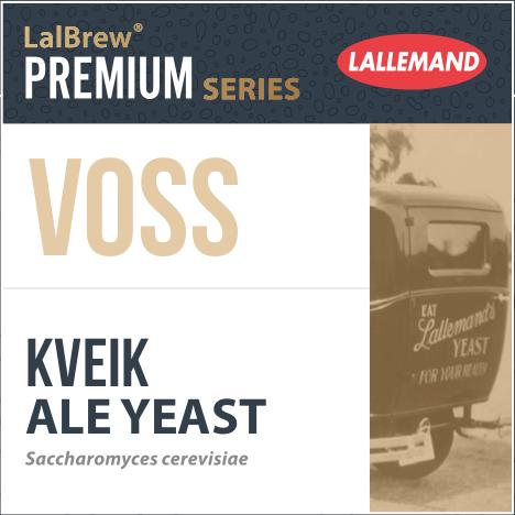 Lallemand Voss Kveik Yeast