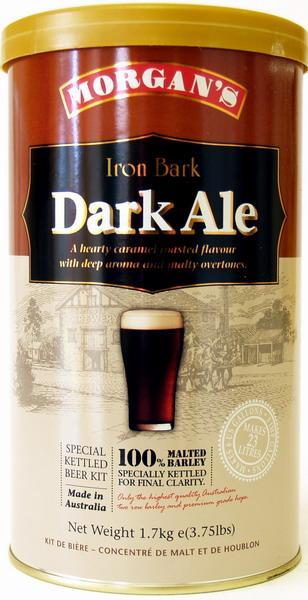 Morgan's Premium Ironbark Dark Ale