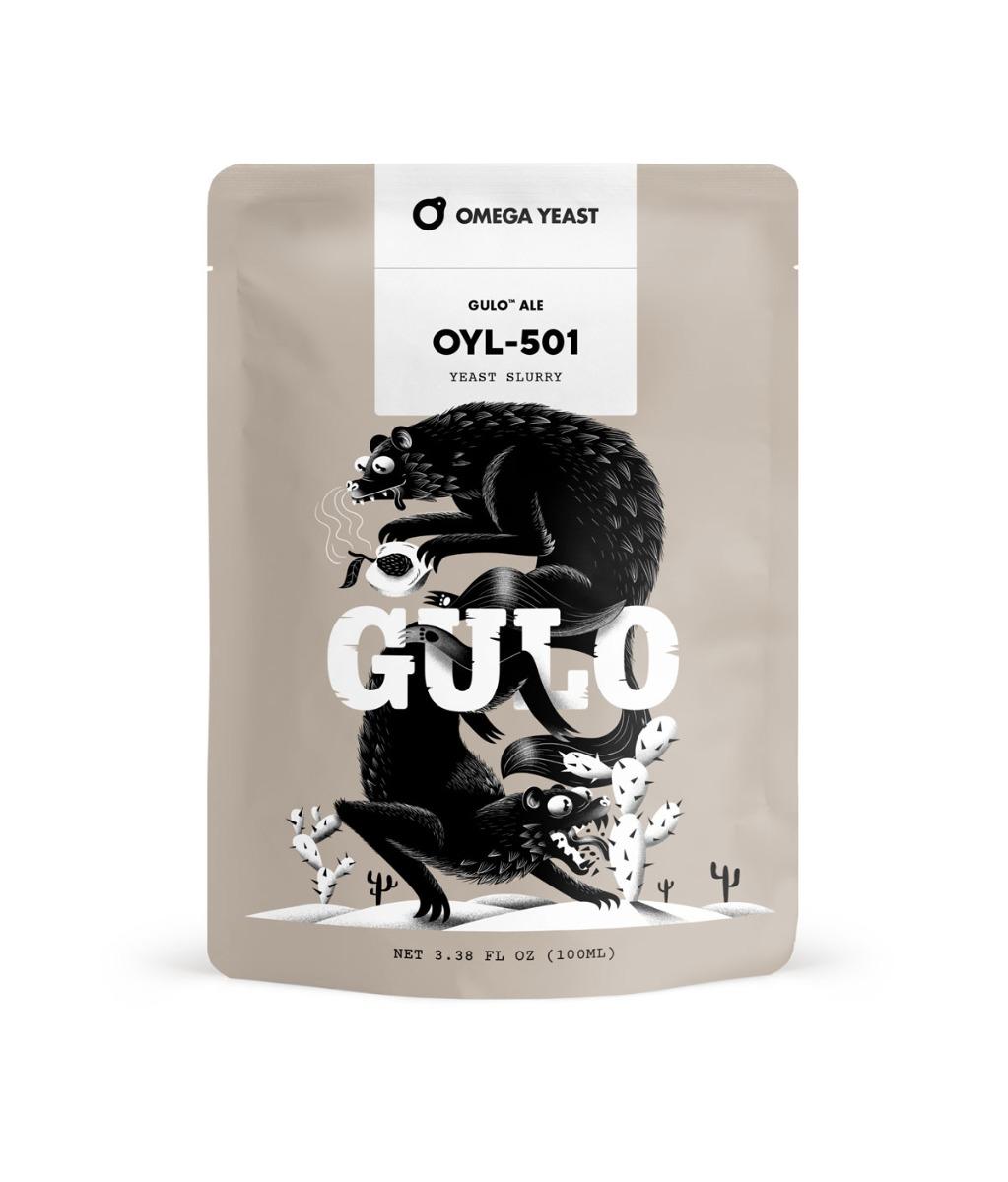 Omega Yeast OYL-501 Gulo Ale