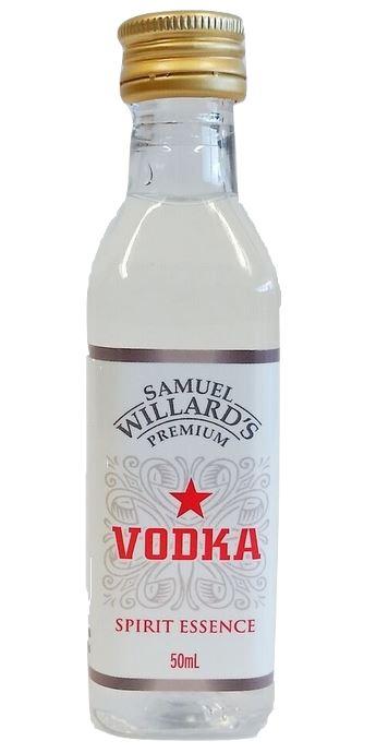 Samuel Willards Premium Vodka
