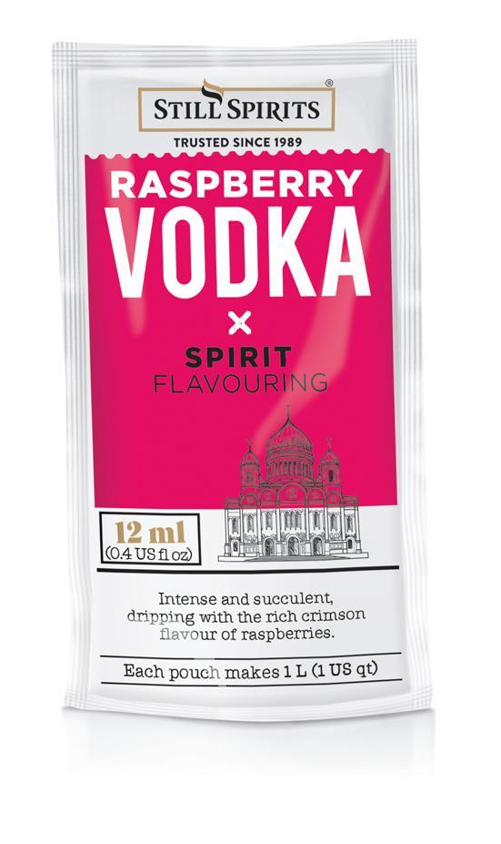 Still Spirits Rasberry Vodka