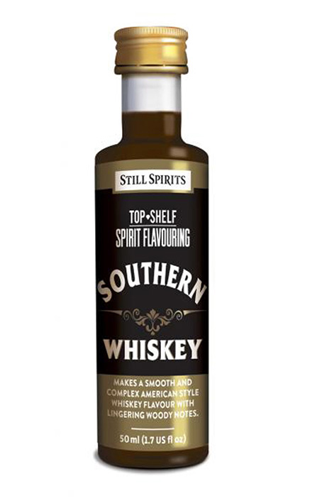 Still Spirits Top Shelf Southern Whiskey