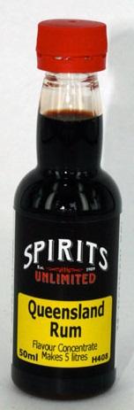 Spirits Unlimited Queensland Rum
