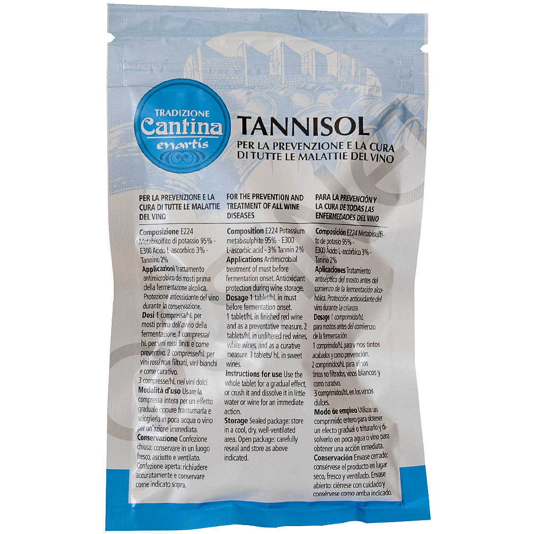 Tannisol Tablets Pack 10