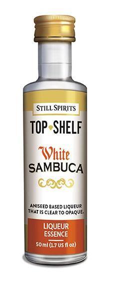 Still Spirits Top Shelf White Sambuca