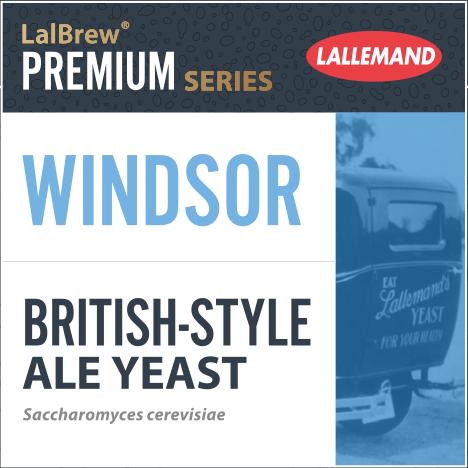 Danstar Windsor English Brewing Ale Yeast