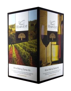 Wine Making Starter Kit - Vinters Harvest