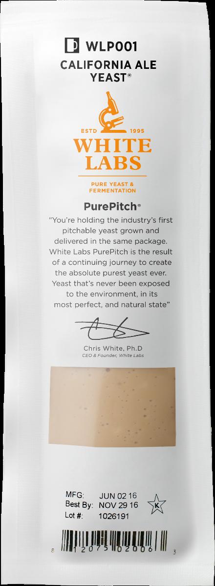White Labs WLP655 Belgian Sour Mix 1