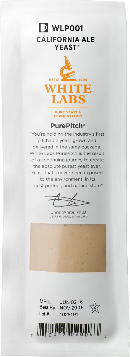 White Labs WLP802 Czech Budejovice Lager Yeast